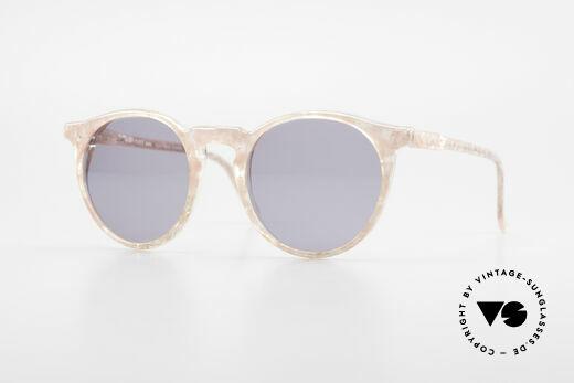 Alain Mikli 034 / 348 Panto Damen Sonnenbrille Details