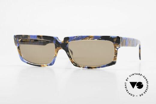 Alain Mikli 706 / 395 XL 80er Designer Sonnenbrille Details