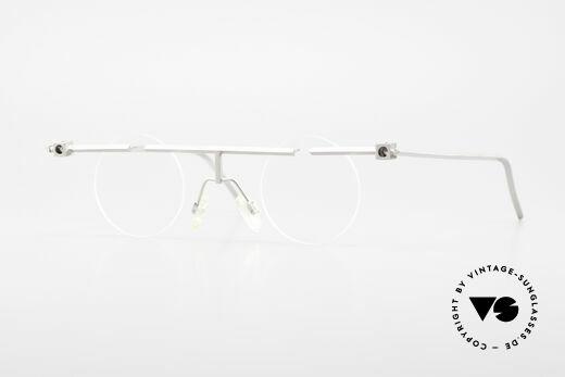 B. Angeletti Sammlerstück Bauhaus Brille Limited Edition Details