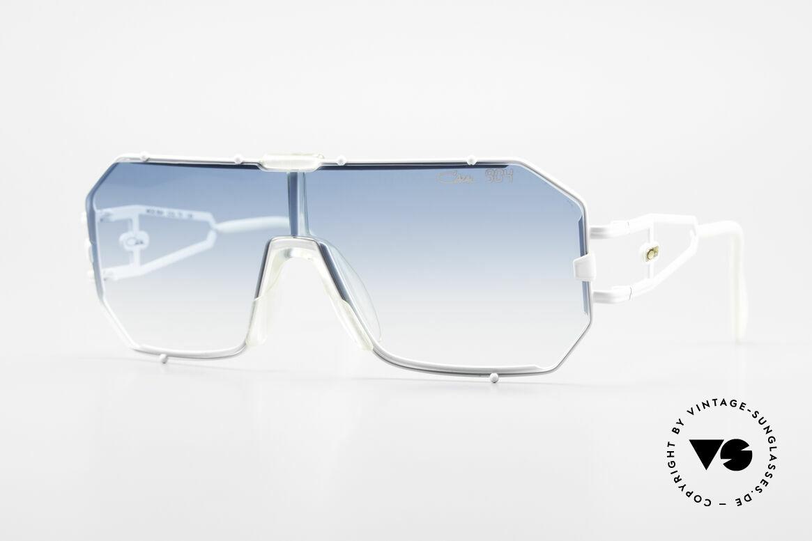 Cazal 904 West Germany 80er Original, vintage Designersonnenbrille von CAri ZALoni, Passend für Herren und Damen