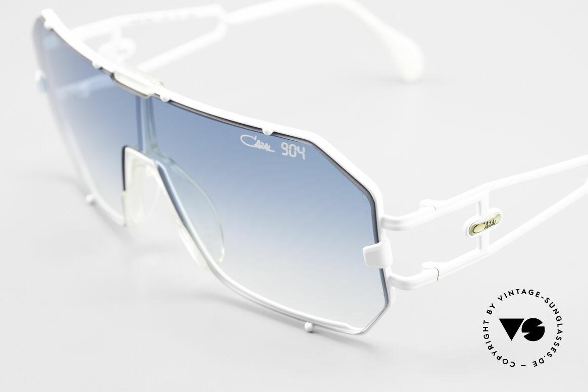 Cazal 904 West Germany 80er Original, ungetragen (wie alle unsere 80er Designerbrillen), Passend für Herren und Damen