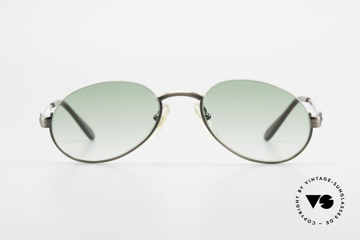 Bugatti 06423 Original 90er Vintage Fassung, hochwertige BUGATTI vintage Luxus-Brillenfassung, Passend für Herren und Damen