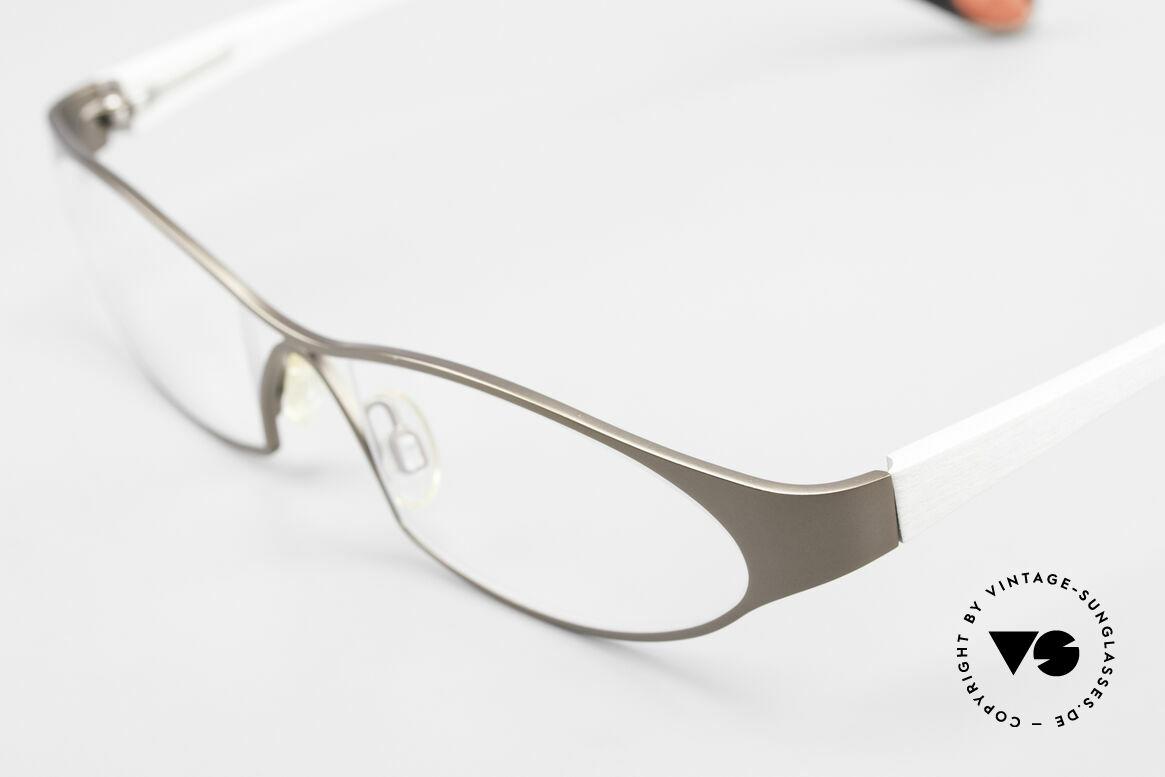 Bugatti 363 Odotype Rare Designer Brille Herren, sehr spezielle Glaseinfassung & Top Komfort, Passend für Herren