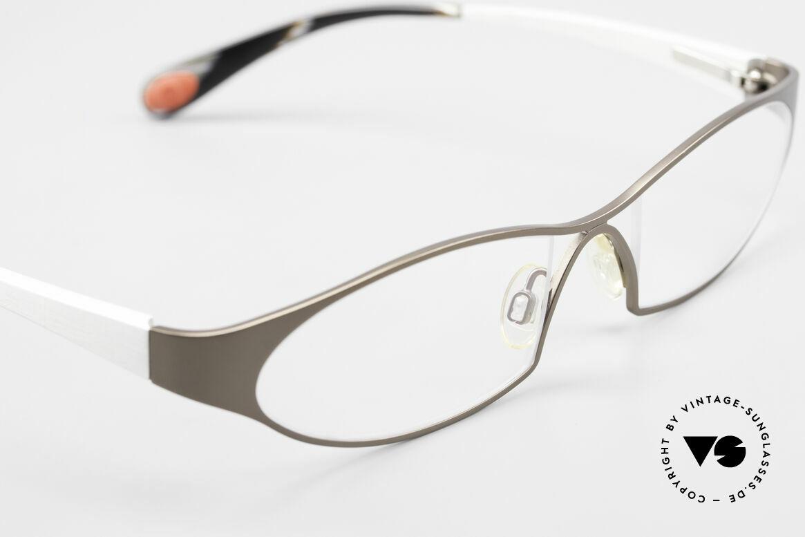Bugatti 363 Odotype Rare Designer Brille Herren, circa 15 Jahre altes Einzelstück; ungetragen!, Passend für Herren