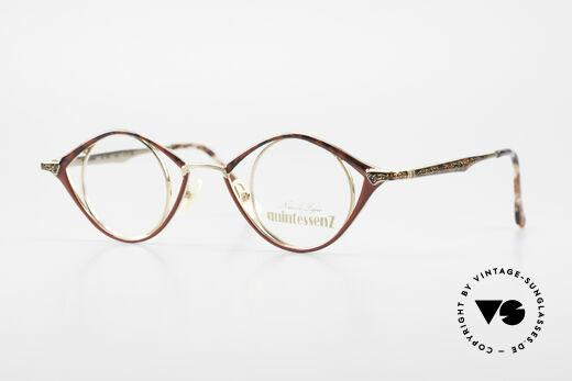 Nouvelle Ligne Q40 Vintage Damenbrille No Retro Details