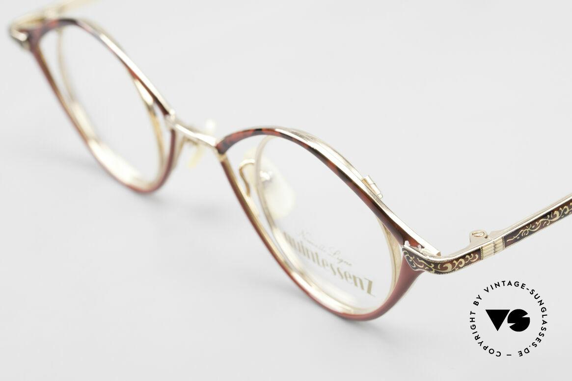 Nouvelle Ligne Q40 Vintage Damenbrille No Retro, ungetragen (wie alle unsere vintage 90er Brillen), Passend für Damen