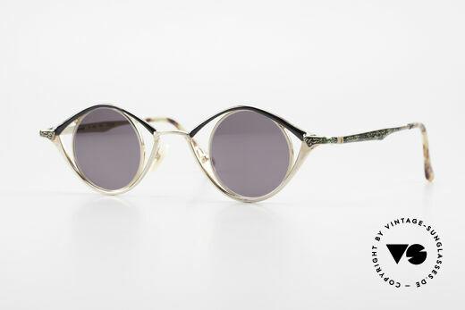 Nouvelle Ligne Q40 Vintage Damensonnenbrille Details