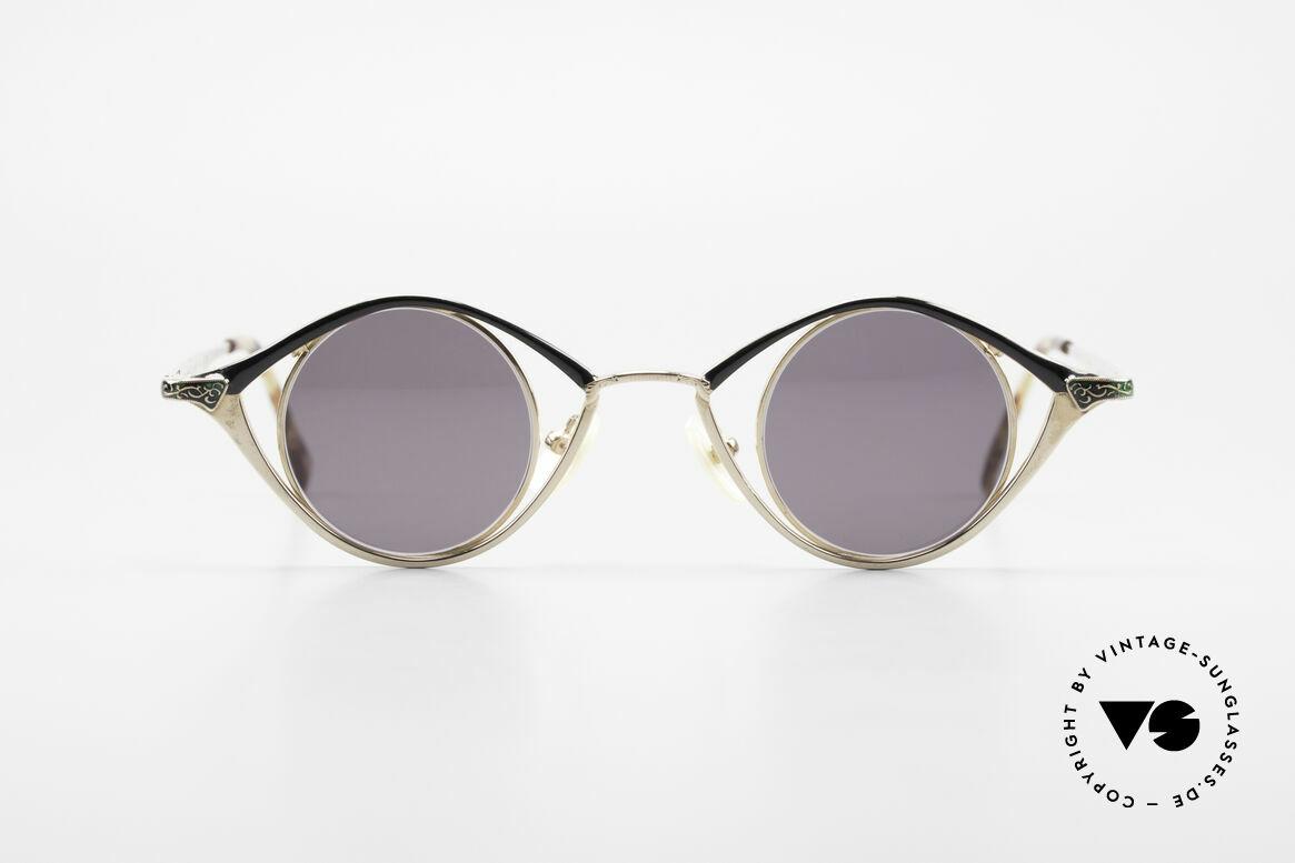 Nouvelle Ligne Q40 Vintage Damensonnenbrille, Designerbrille aus den 90ern von Nouvelle Ligne, Passend für Damen