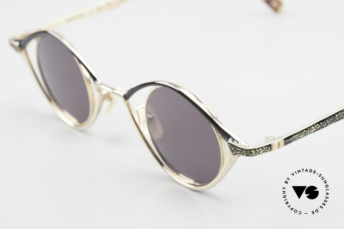 Nouvelle Ligne Q40 Vintage Damensonnenbrille, ungetragen (wie alle unsere vintage 90er Brillen), Passend für Damen