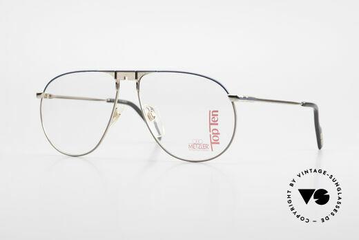 Metzler 0892 Pilotenbrille Top Ten Serie Details