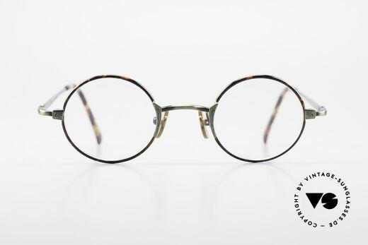 Freudenhaus Tori Kleine Runde Brille Clip On, Größe: extra small, Passend für Herren und Damen