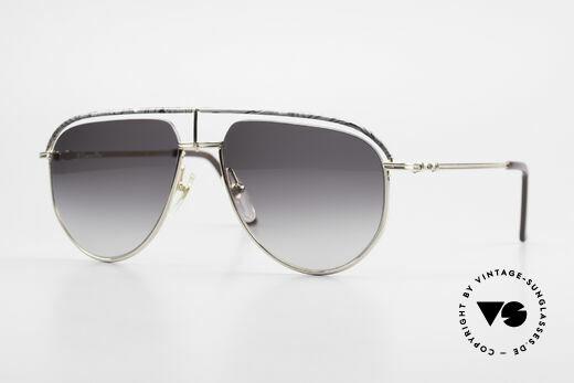 Christian Dior 2582 Rare 80er Herren Sonnenbrille Details