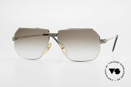 Christian Dior 2391 Echt 80er Herrenbrille Vintage Details