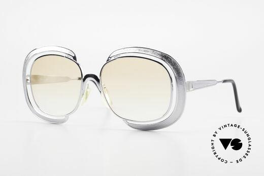 Christian Dior 1208 Vintage 70er Sonnenbrille XL Details