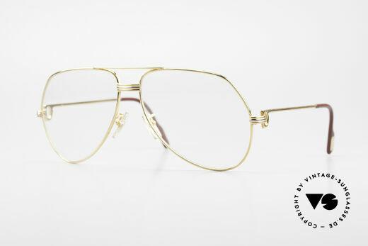 Cartier Vendome LC - L Automatik Cartier Gläser Details