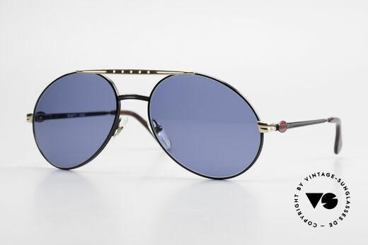 Bugatti 02927 Large 80er Sonnenbrille Herren Details