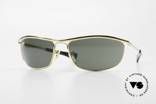 Ray Ban Olympian I DLX Easy Rider Film Sonnenbrille Details