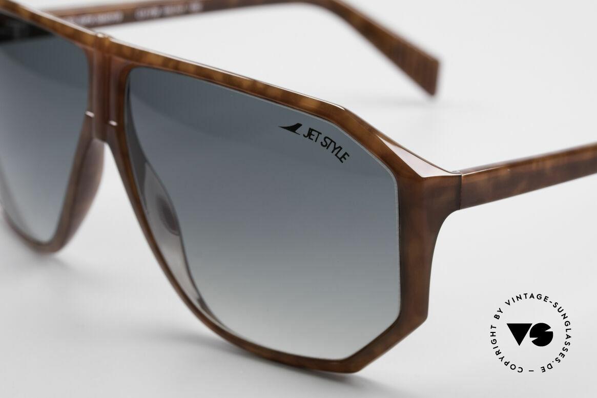Silhouette M4019 JetStyle Aviator Sonnenbrille, herausragende Top-Qualität (muss man(n) fühlen!), Passend für Herren