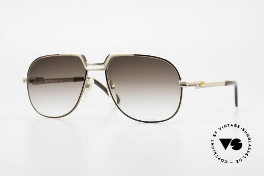 Cazal 710 Extrem Rare 80er Sonnenbrille Details