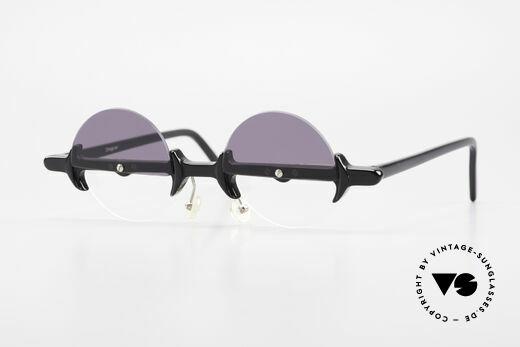 Design Maske Berlin - Omega Drehbare Gläser Sonnengläser Details