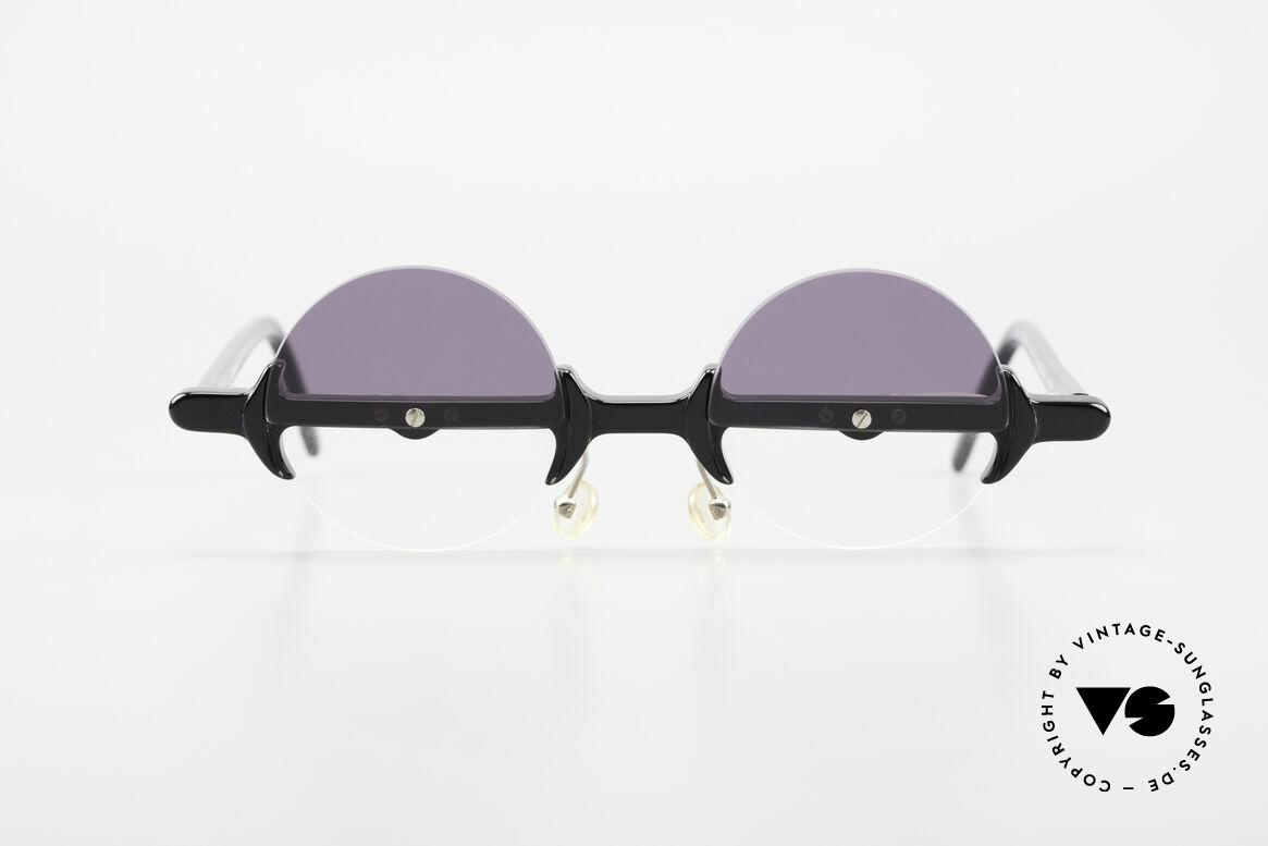 Design Maske Berlin - Omega Drehbare Gläser Sonnengläser, Design Maske Berlin: Brillen wie es sie noch nie gab, Passend für Herren und Damen