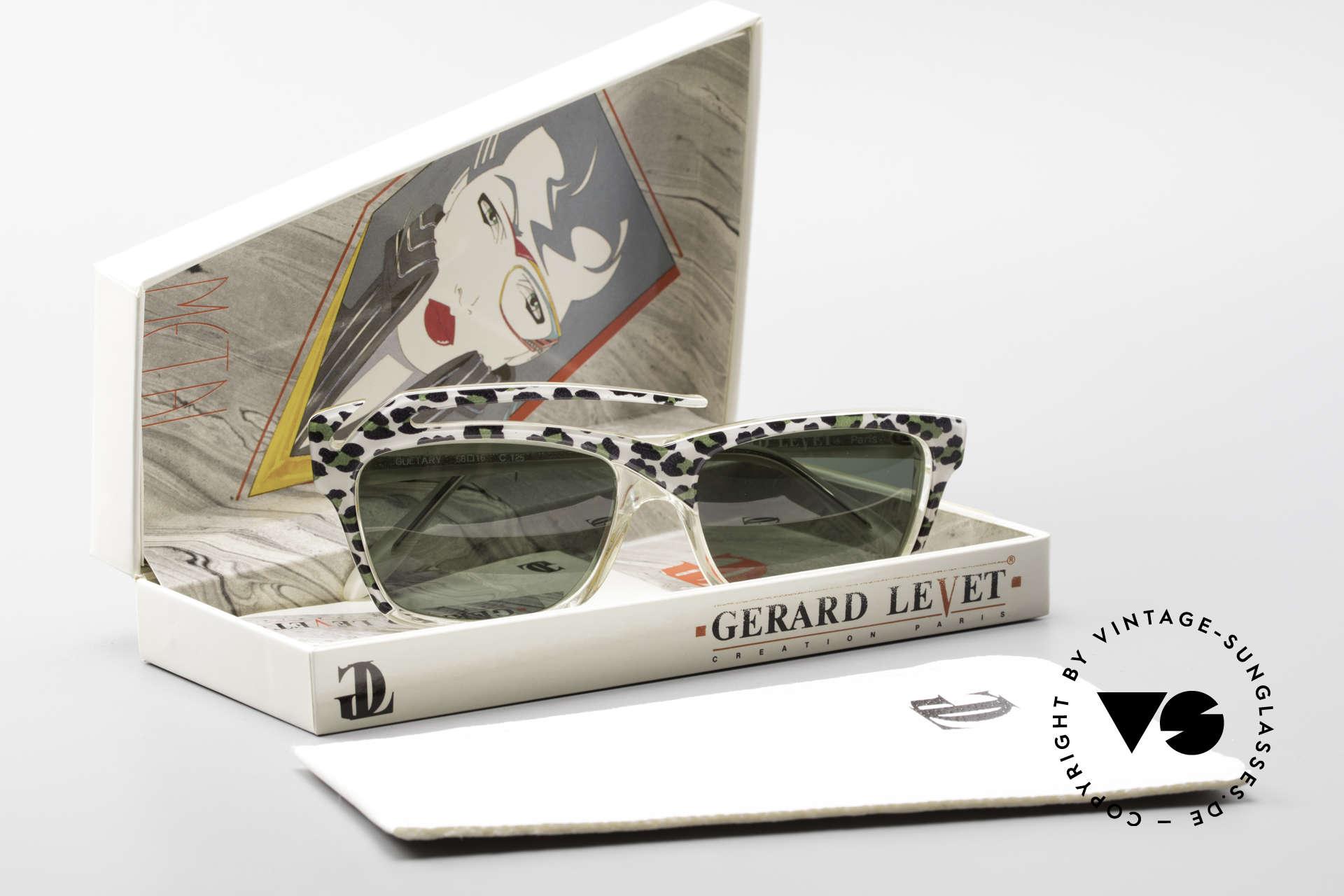 Gerard Levet Guetary Huldigung an die Weiblichkeit, ein wirklich tolles Rahmenmuster sowie Design, Passend für Damen