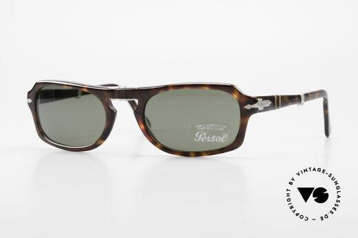 Persol 2621 Folding Faltbare Sonnenbrille Herren Details