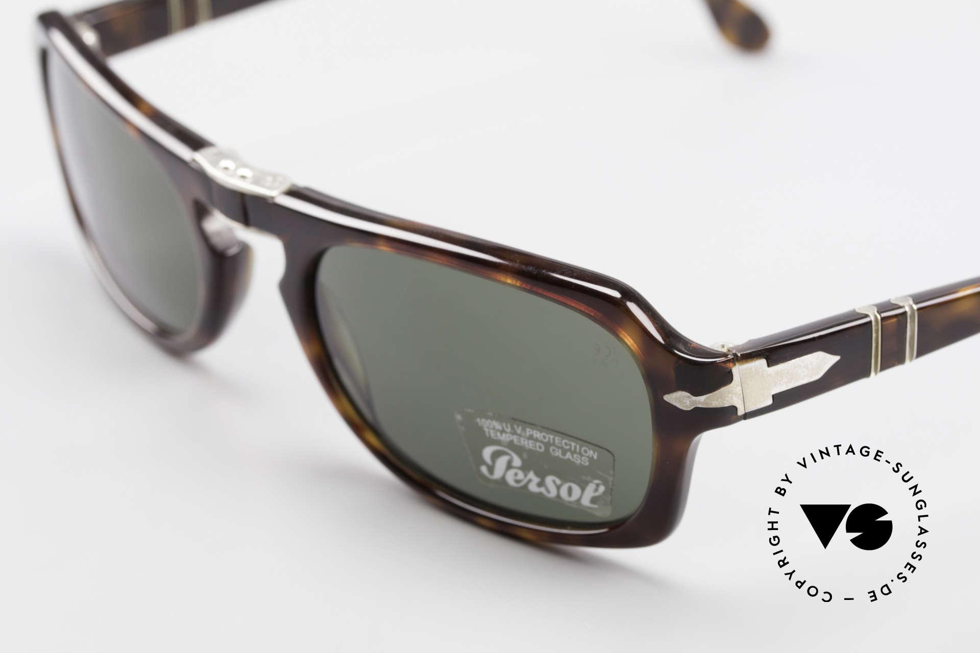 Persol 2621 Folding Faltbare Sonnenbrille Herren, diese Reproduktion ist einfach gut gemacht und zeitlos, Passend für Herren