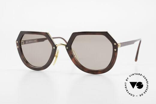 Christian LaCroix 7310 Rokoko Vintage Sonnenbrille Details