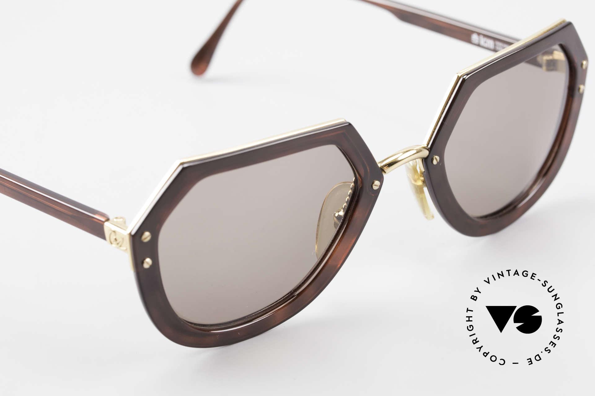Christian LaCroix 7310 Rokoko Vintage Sonnenbrille, ungetragen (wie alle unsere C. Lacroix Sonnenbrillen), Passend für Damen