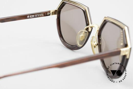 Christian LaCroix 7310 Rokoko Vintage Sonnenbrille, Sonnengläser könnten durch optische ersetzt werden, Passend für Damen
