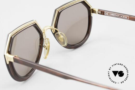 Christian LaCroix 7310 Rokoko Vintage Sonnenbrille, Größe: medium, Passend für Damen
