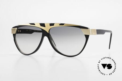 Alpina G80 Vergoldete 80er Sonnenbrille Details