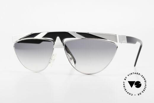 Alpina G85 Genesis Project 80er Brille Details