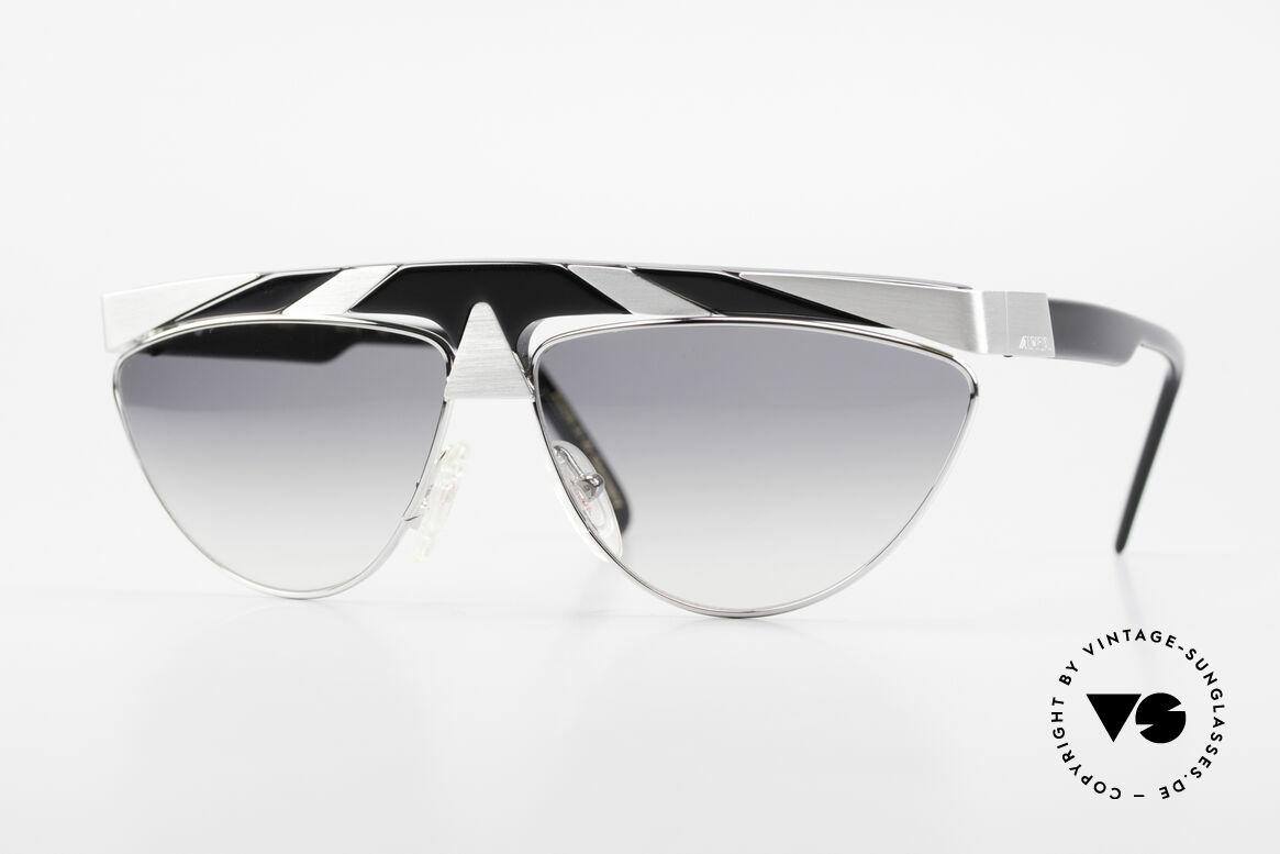 Alpina G85 Genesis Project 80er Brille, vintage Modell aus dem 'Genesis Project' von Alpina, Passend für Herren und Damen