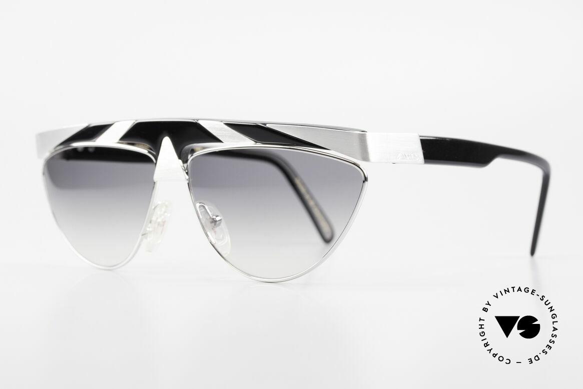 Alpina G85 Genesis Project 80er Brille, echte Handarbeit aus den 80ern (made in W.Germany), Passend für Herren und Damen
