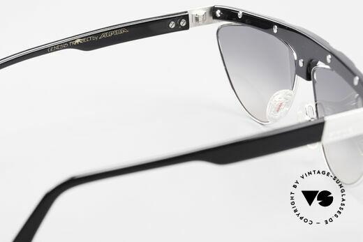Alpina G85 Genesis Project 80er Brille, KEINE RETROMODE; sondern ein altes Unikat v. 1985, Passend für Herren und Damen