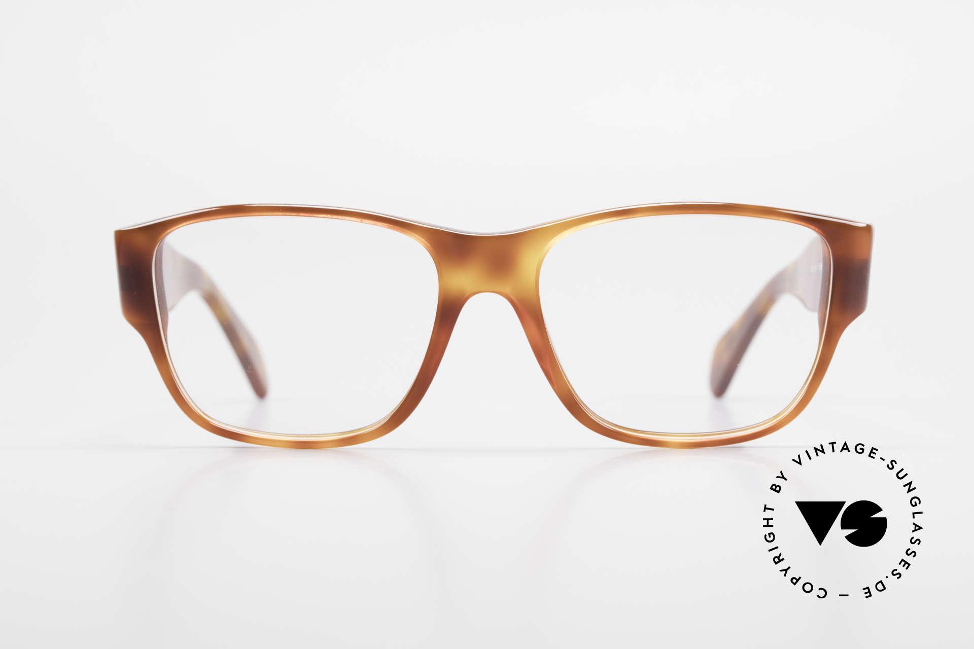 Persol 856 Markante Herren Vintage Brille, klassische Brillenform in einem zeitlosen Design, Passend für Herren