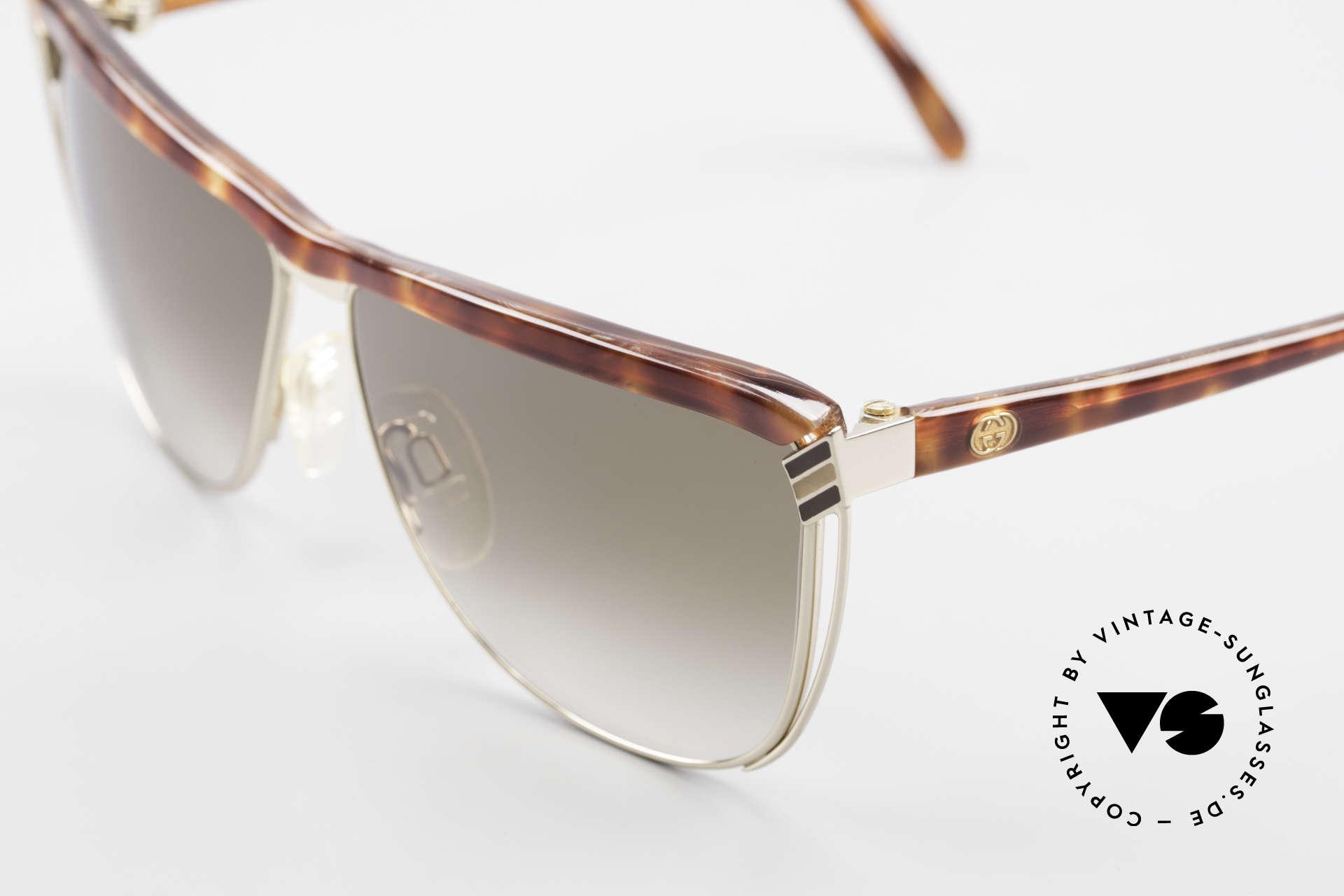 Gucci 2300 Damen Designer Sonnenbrille, ungetragen; wie all unsere alten Gucci Sonnenbrillen, Passend für Damen