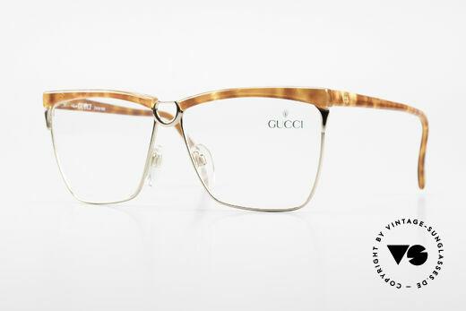 Gucci 2301 Vintage Designer Damenbrille Details