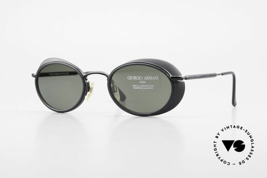 Giorgio Armani 666 Sonnenschutz Blenden Brille Details