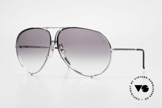 Porsche 5621 XL Piloten Sonnenbrille 80er Details