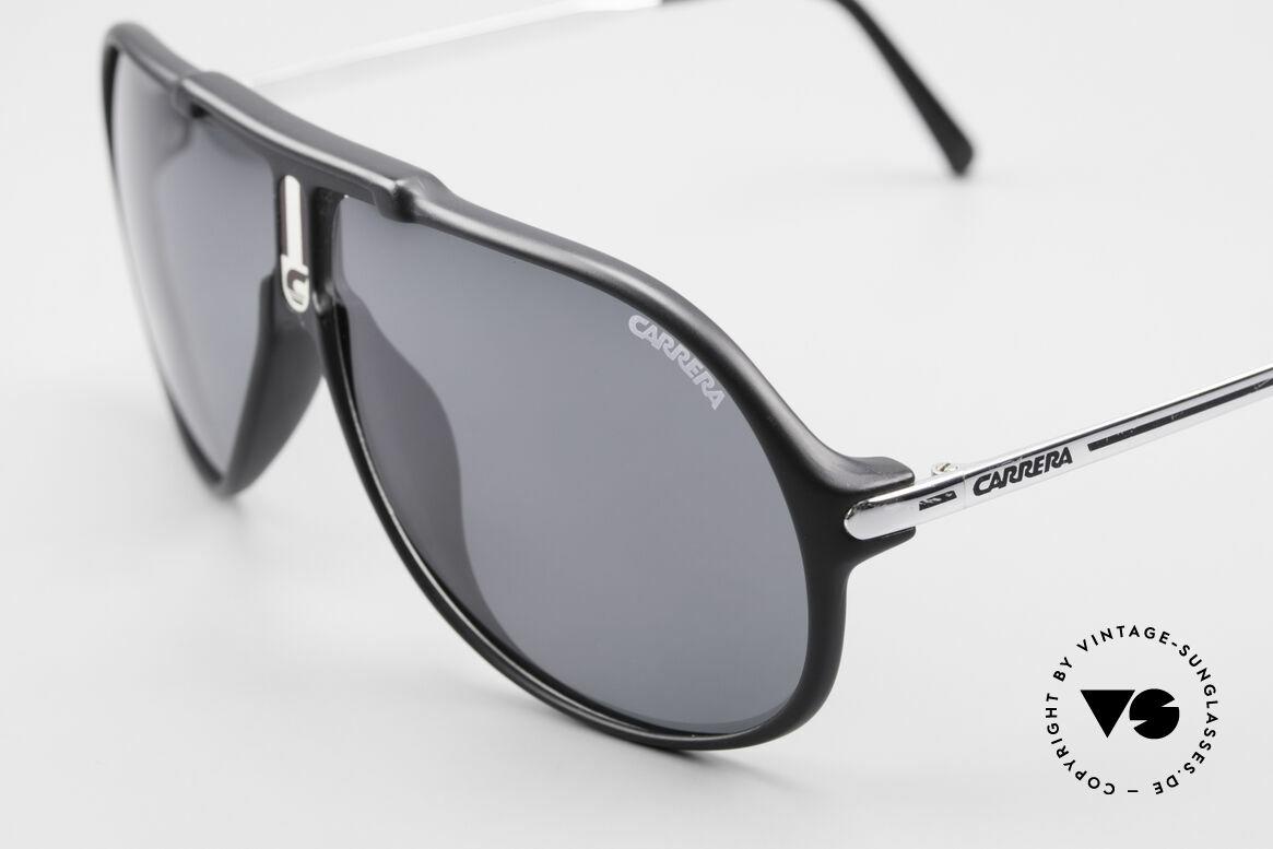 Carrera 5590 Polarisierende Sonnenbrille, ungetragen (wie alle unsere 80er Carrera Sonnenbrillen), Passend für Herren