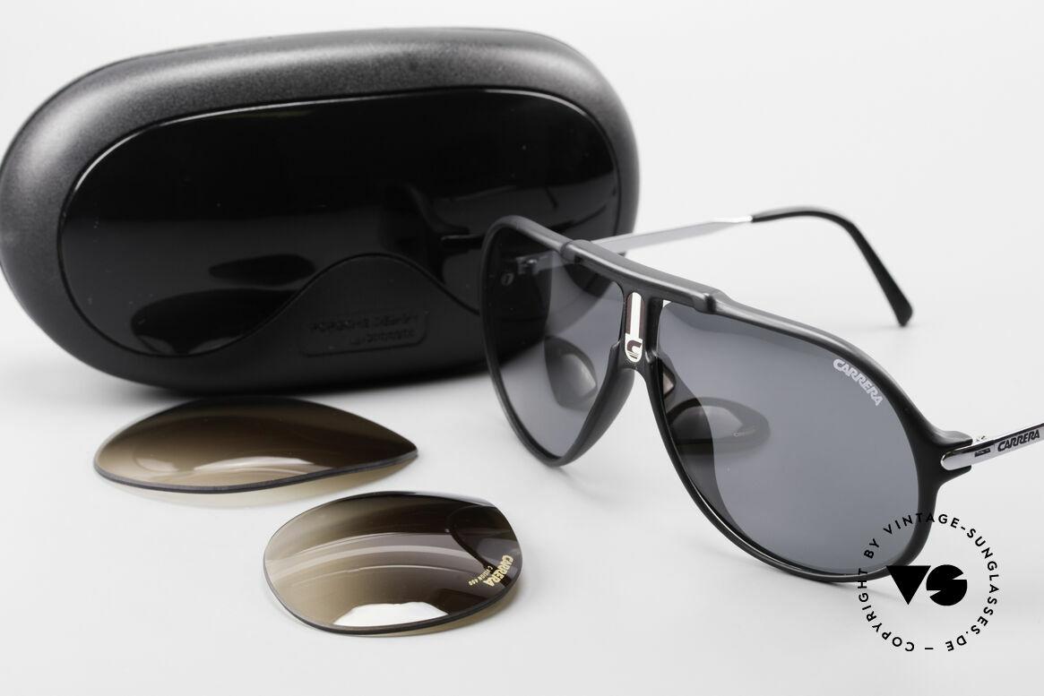 Carrera 5590 Polarisierende Sonnenbrille, Größe: large, Passend für Herren