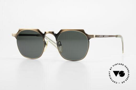 Jean Paul Gaultier 57-0171 Panto Sonnenbrille Eckig 90er Details