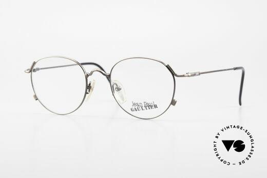 Jean Paul Gaultier 55-2176 JPG Pantobrille 90er Original Details