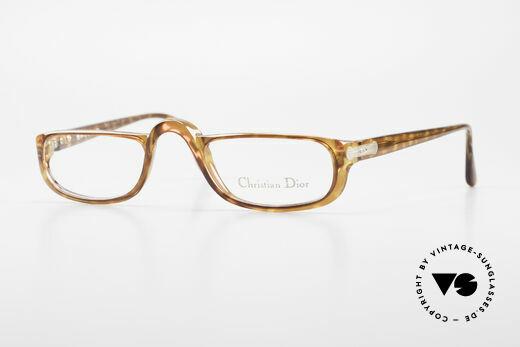 Christian Dior 2075 Vintage Optyl Lesebrille Large Details