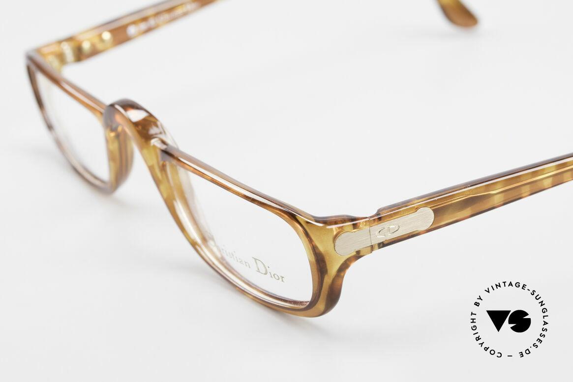 Christian Dior 2075 Vintage Optyl Lesebrille Large, äußerst interessante Rahmenfarbe; LARGE Gr. 52/24, Passend für Herren und Damen