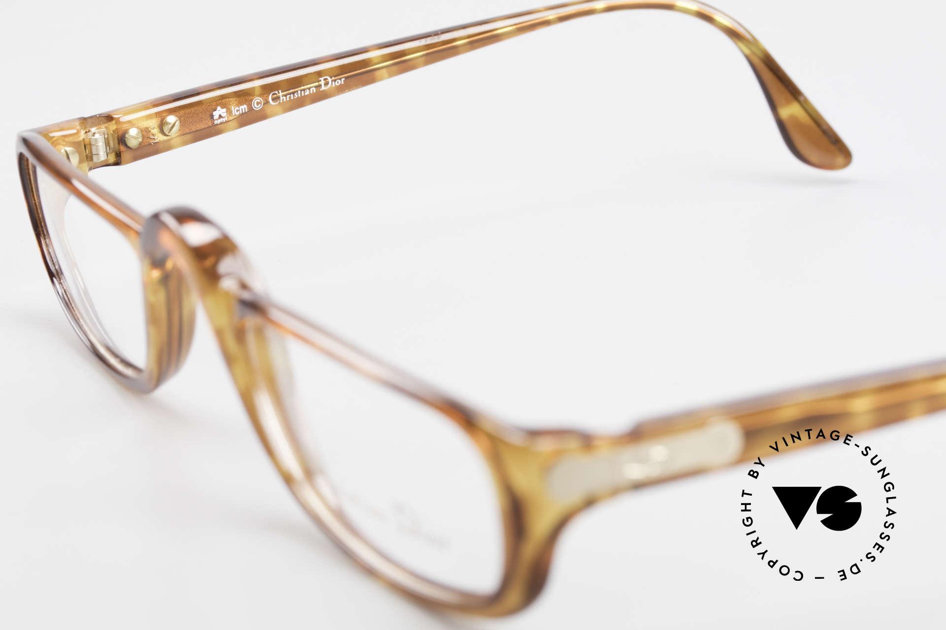 Christian Dior 2075 Vintage Optyl Lesebrille Large, KEINE Retrobrille, sondern ein altes ORIGINALprodukt, Passend für Herren und Damen