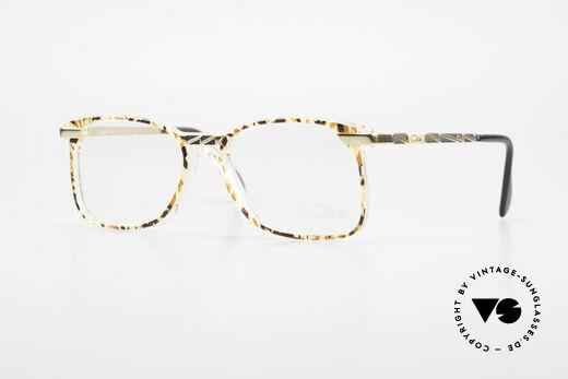 Cazal 341 Alte Vintage Brille No Retro Details